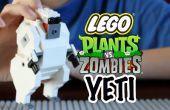 Comment construire un yéti LEGO de Plants vs Zombies