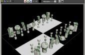 Create A recyclé personnalisé Chess Set (vraiment pas cher)