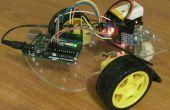 Arduino Bluetooth RC voiture w / système de freinage électronique