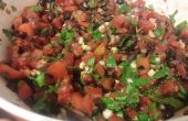 Rôti de Salsa rouge