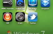 Accès complet aux PC de bureau via iPhone
