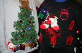 Comment faire un pull de Noël