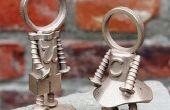 Vous & Me - statuettes de bronze