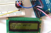 Arduino voltmètre (système de mesure de batterie de voiture)