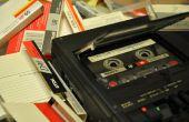 Cassette audio 1101 - une en profondeur se pencher sur ce support d'enregistrement analogique
