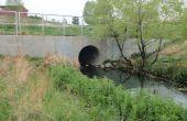 Explorer le système de drainage des eaux pluviales