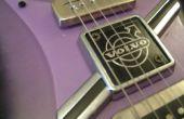 Projet de guitare VOLVO