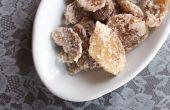 Sweet & épicé maison confits gingembre