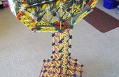 K ' NEX Foos hockey sur Table