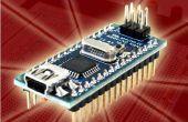 Interface ADC121C avec Arduino nano(I2C)