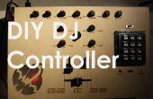 Contrôleur DJ USB bricolage