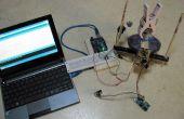 Self Balancing Gyroscope V3 en utilisant Arduino et Pot pour capteur d'inclinaison