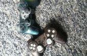 Les contrôleurs PS3 personnalisé peint