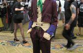 Costume d'Halloween de Arkham Asylum Joker