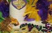 L'air sec Clay Fleur De Lis Bracelet et pendentif