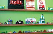Flottant étagère pour Lego
