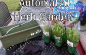 Automatisé de jardin d'herbes aromatiques - Edison