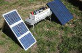 Power camp portable générateur solaire--alimentation électrique de secours--