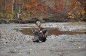 Comment mettre en sac un monstre Buck durant le Rut du cerf de Virginie