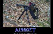 Airsoft : Achat d'un pistolet d'Airsoft
