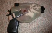 Comment peindre un Camo fusil et un étui de pistolet