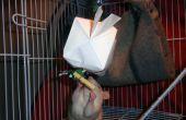 Traiter l'Origami rempli pour chats ou petit animaux de compagnie !
