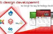 À la recherche pour Web Design entreprises à obtenir succès en affaires en ligne