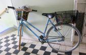 Vélo - arduino alimenté système de purification de l'eau (à l'aide de lumière UVC)