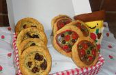 Sweet and Savory Pizza Cookies !