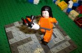 Figurine LEGO Chell de portail
