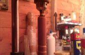 Pièce détachée pour une presse de foret de tour