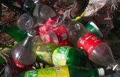 Rapide et facile de homestead utilise pour les bouteilles en plastique (PET)