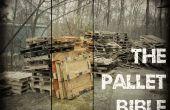 La Bible de la palette : Trouver, inspectant et démantèlement des palettes