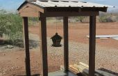 Comment construire un Gazebo de mangeoire à oiseaux Memorial Day