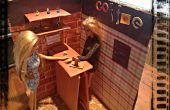 Project Kids génial : Facile Barbie Diorama