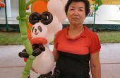 Passe-temps de Sculpture de ballon créer un environnement animé pour les événements