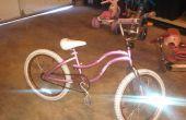 Inspection des vélos des enfants