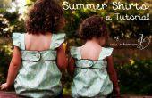 Tutoriel de chemise d'été