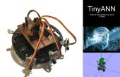 TinyANN, Artificial Neural Network meets ATTINY