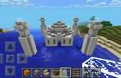 Minecraft - TAJ MAHAL flottant