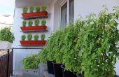 Commencer un jardin balcon