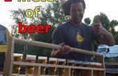 Un mètre de bière