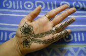 Comment au henné de conception pour les débutants