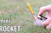Comment faire une Mini fusée