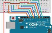 Arduino RGB LED musique feux