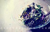 Salade d'algues vegan RAW