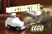 Comment construire un camion de Shooter Indestructible LEGO