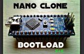 Comment graver un Bootloader pour cloner Arduino Nano 3.0