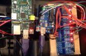 Comment contrôler un Robot en utilisant une connexion série