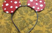 Bricolage Minnie Mouse bandeau